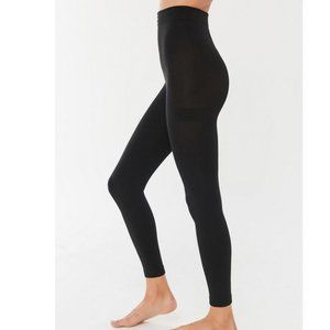 NWT UO Fleece Lined footless tights high rise